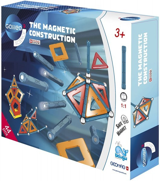 GEOMAG Magnetic Construction 44 Teile * Pro7 Galileo